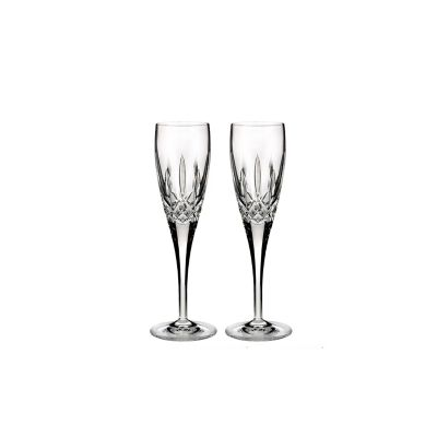 Waterford® Lismore Nouveau 7-Ounce Flutes (Set of 2)