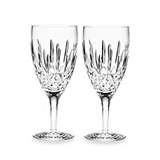 Waterford® Lismore Nouveau 14-Ounce Iced Beverage Glasses (Set of 2)