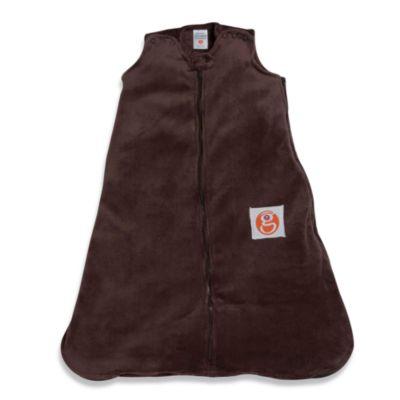 Gunamuna Gunapod Small Wearable Fleece Blanket in Chocolate