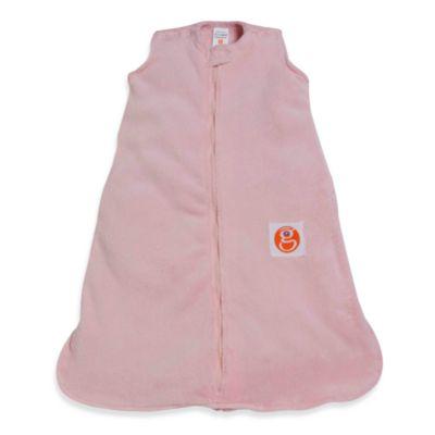 Gunamuna Gunapod Small Wearable Fleece Blanket in Pink
