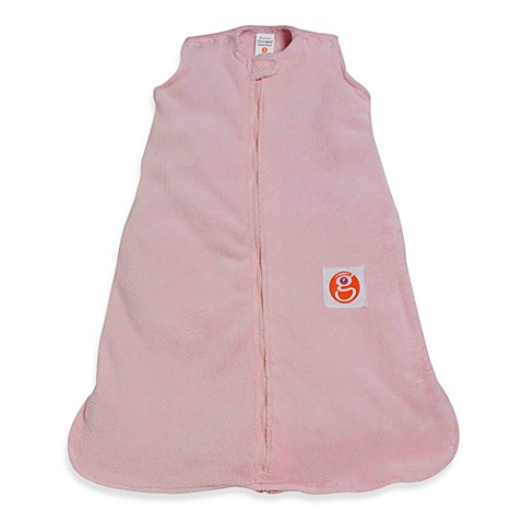 Gunamuna Gunapod Small Wearable Fleece Blanket in Pink