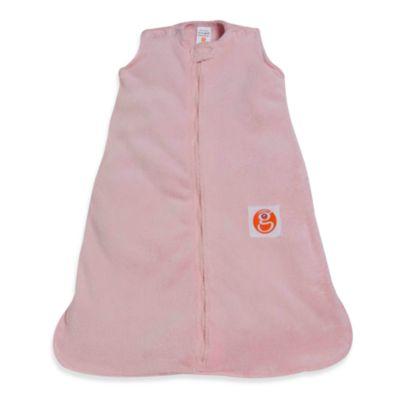 Gunamuna Gunapod Medium Wearable Fleece Blanket in Pink