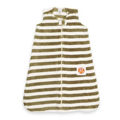 Gunamuna Gunapod Moss Stripe Wearable Blanket