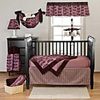 Bananafish® Gia Crib Set in Pink/Purple