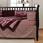 Bananafish® Gia Crib Bumper in Purple