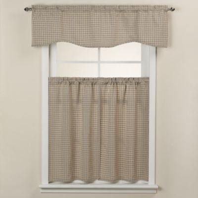 Bedford Window Valance