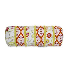 Dena™ Home Camille Embroidered Neckroll Pillow