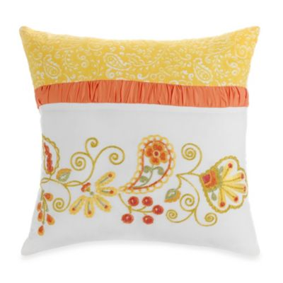Dena™ Home Meadow Square Toss Pillow