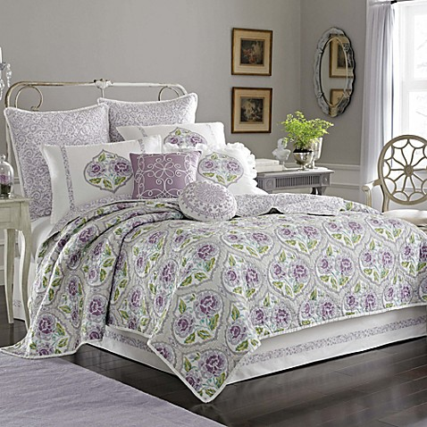 Dena™ Home French Lavender Quilt