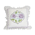 Dena™ Home French Lavender Pleated Square Toss Pillow