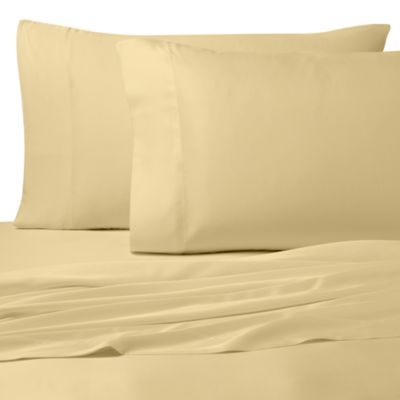 Pure Beech® Ultimate Luxury Queen Sheet Set in Butter Yellow