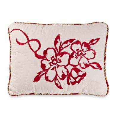 Rossa Oblong Throw Pillow