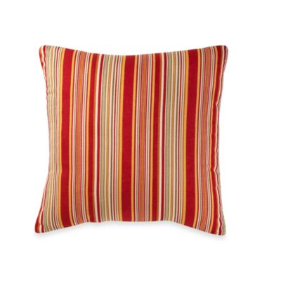 "Rossa 14"" Square Toss Pillow"