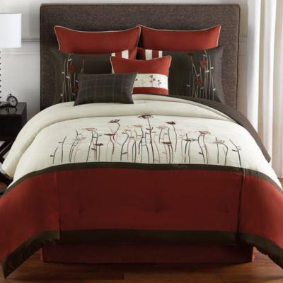 buy floral comforter sets from bed bath beyond