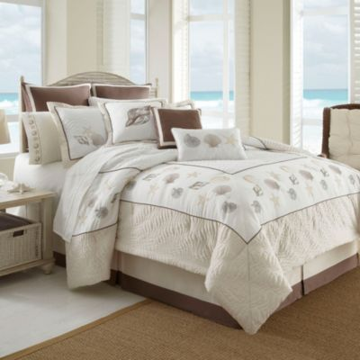 Outer Banks 8-Piece California King Comforter Set