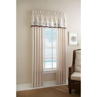 Outer Banks Window Valance