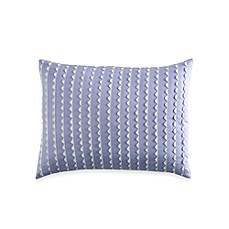 Laura Ashley® Arietta Periwinkle Oblong Throw Pillow