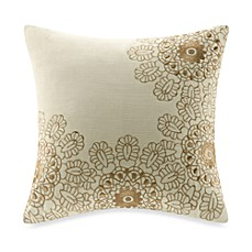 Harbor House™ Serena 18-Inch Floral Square Toss Pillow
