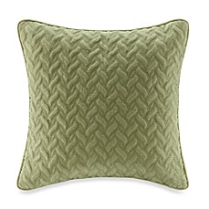 Harbor House™ Serena 18-Inch Quilted Square Toss Pillow