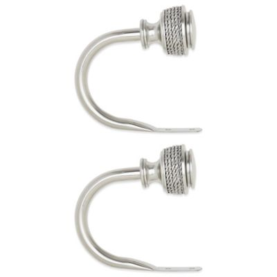 Umbra® Nautica Nickel Holdbacks (Set of 2)