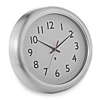 Umbra® Aluminum Station Clock