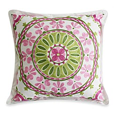 Chinoisere 18-Inch Square Toss Pillow