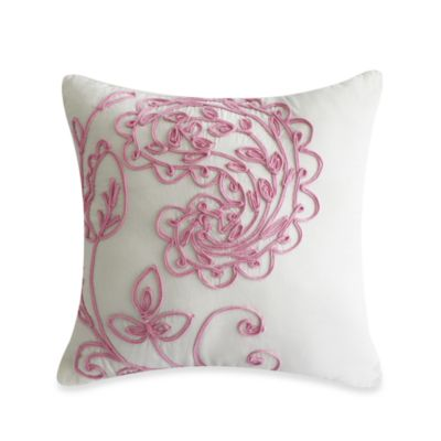 Chinoisere 16-Inch Square Toss Pillow