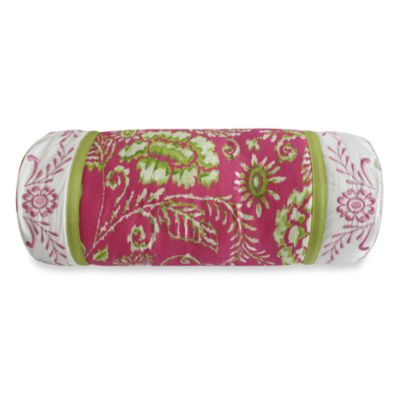 Dena™ Home Chinoisere Neckroll Toss Pillow