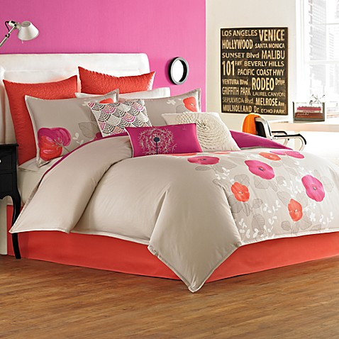 Blissliving® Malia King Duvet Cover