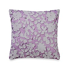 Blissliving® Lacy 18-Inch Floral Square Toss Pillow