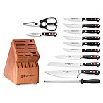 Wusthof® Classic 13-Piece Set with Gourmet Steak Knives