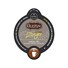 Vue™ 16-Count Celestial Seasonings® Lemon Zinger® Herbal Tea for Keurig® Brewers