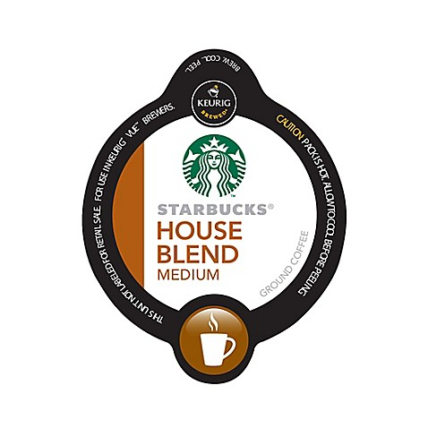 Vue™ 16-Count Starbucks® House Blend Coffee for Keurig® Brewers