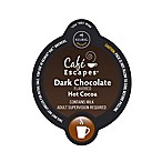 Vue™ 16-Count Cafe Escapes® Dark Chocolate Hot Cocoa for Keurig® Vue Brewers