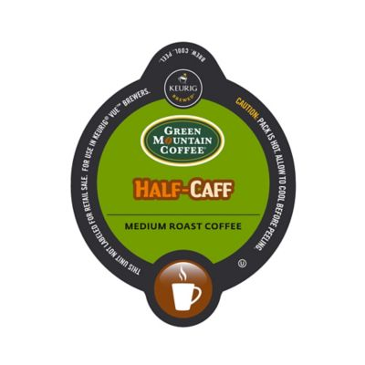 Vue™ 16-Count Green Mountain Coffee® Half-Caff Coffee for Keurig® Brewers