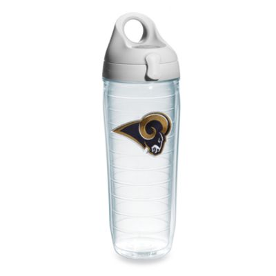St. Louis Rams Emblem 24-Ounce Water Bottle