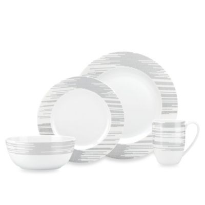 Lenox® Metro Point 4-Piece Place Setting