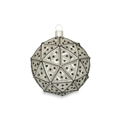 "Waterford® Times Square 2013 ""Let There Be Peace"" Masterpiece Ball Ornament"