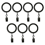 Cambria® Complete Dark Bronze Clip Rings (Set of 7)