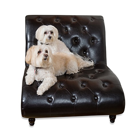 Sexy Pet Lounger in Brown Pebble