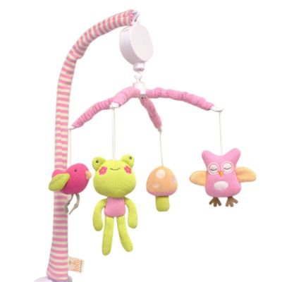 Lolli Living™ by Living Textiles Baby Mix & Match Owl Musical Mobile