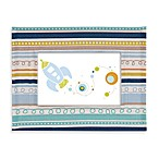 Lolli Living™ by Living Textiles Baby Bot Fabric Covered Picture Frame in Galaxy Stripe