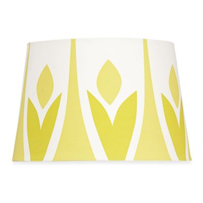 Lolli Living™ by Living Textiles Baby Lamp Shade in Leaves