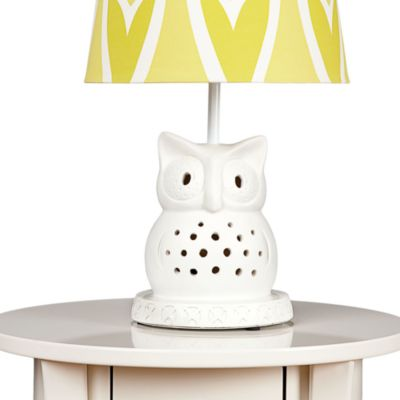 Lolli Living™ by Living Textiles Mix & Match Baby Owl Lamp Base