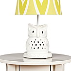 Lolli Living™ by Living Textiles Baby Lamp Base in Owl
