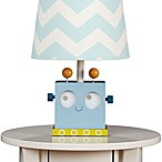Lolli Living™ by Living Textiles Baby Lamp Base in Robot