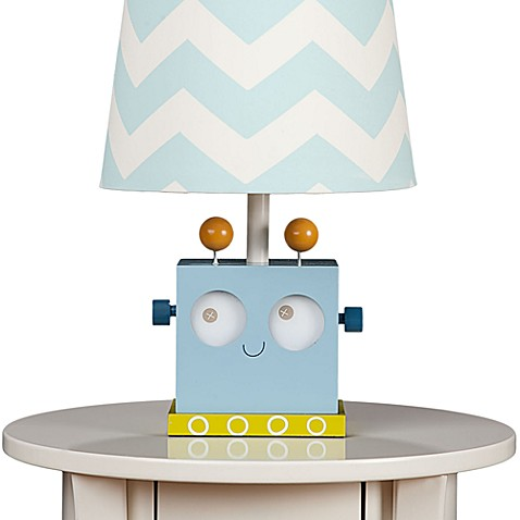Lolli Living™ by Living Textiles Mix & Match Baby Bot Robot Lamp Base