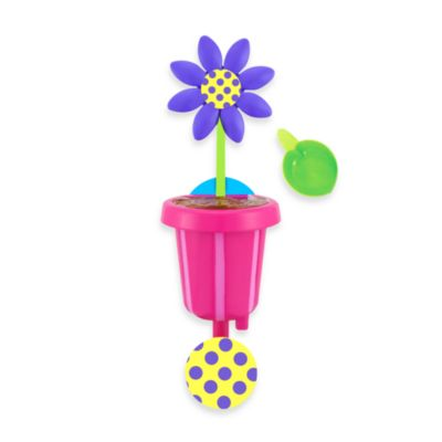 Sassy® Water & Grow Flower Bath Toy