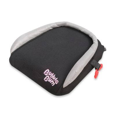 BubbleBum® Booster Seat in Black