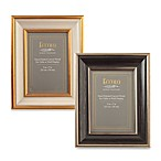 Eccolo™ Antiqued Photo Frame with Metallic Leaf